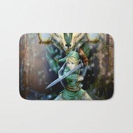 Legend Of Zelda Bath Mat