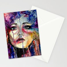 Colourful Tears Stationery Cards