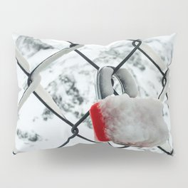 Fenced Love Pillow Sham