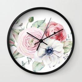 SUMMER PLEASURE Wall Clock