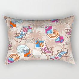 Beach, Please... Rectangular Pillow