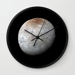 Charon Moon Wall Clock