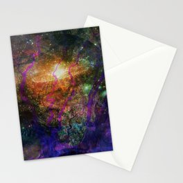 Inner Space 1 Stationery Cards