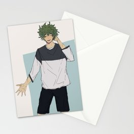 Boku no Hero Academia - Midoriya Izuku Stationery Cards