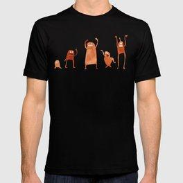 Monster Dance Party T-shirt