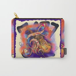 JAZZ OVER JAZZ Carry-All Pouch