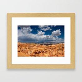 Bryce_Canyon National_Park, Utah - 4 Framed Art Print