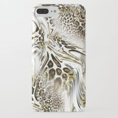 Trend Leopard Pattern iPhone 7 Plus Slim Case