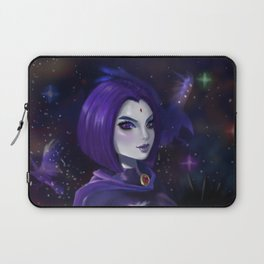 Teen Titans Raven in Space Laptop Sleeve
