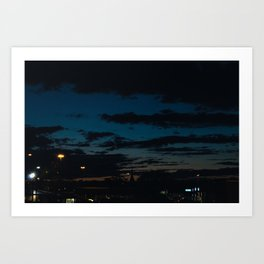 night #2 Art Print