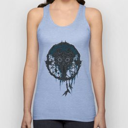 Dreamcatcher: Tattered Legacy Unisex Tank Top