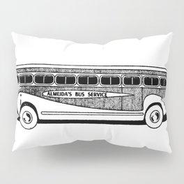 Bus Pillow Sham