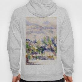 1902 - Paul Cezanne - Mont Sainte-Victoire Hoody