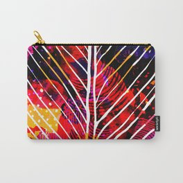 Wild Leaf Carry-All Pouch
