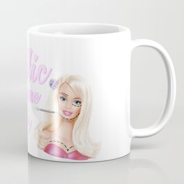 Don't be dramatic it's only some plastic! Coffee Mug