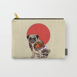 Yakuza Pug Carry-All Pouch