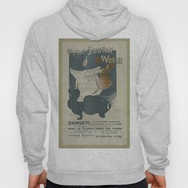 Vintage Posters 097 The New York Sunday world Sunday Sept 1 1895 Hoody