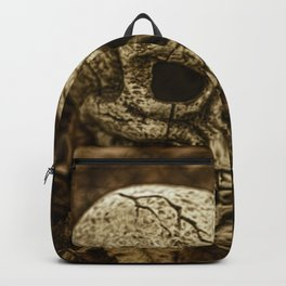 Halloween Skull 2 Backpack