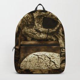 Halloween Skull 2 Backpack