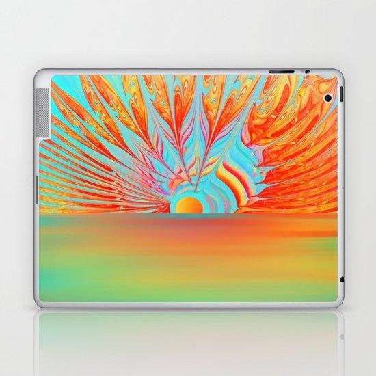 Splendid Sunrise Laptop & iPad Skin