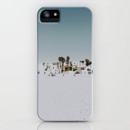 huntington beach, california iPhone Case