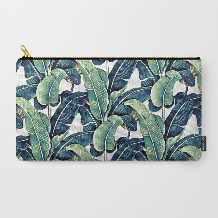 Banana leaves Carry-All Pouch