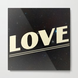 Young And In Love #2 Metal Print