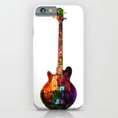 GUITAR MUSIC iPhone 6 Slim Case