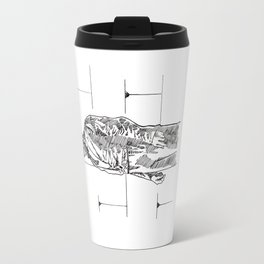 The Phantom  Travel Mug