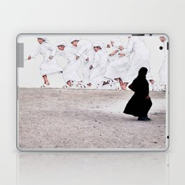 Arabs crossing Laptop & iPad Skin