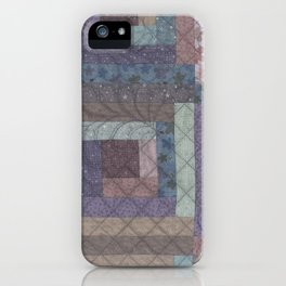 Log Cabin Case iPhone Case