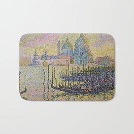 Grand Canal (Venice) - Paul Signac Bath Mat