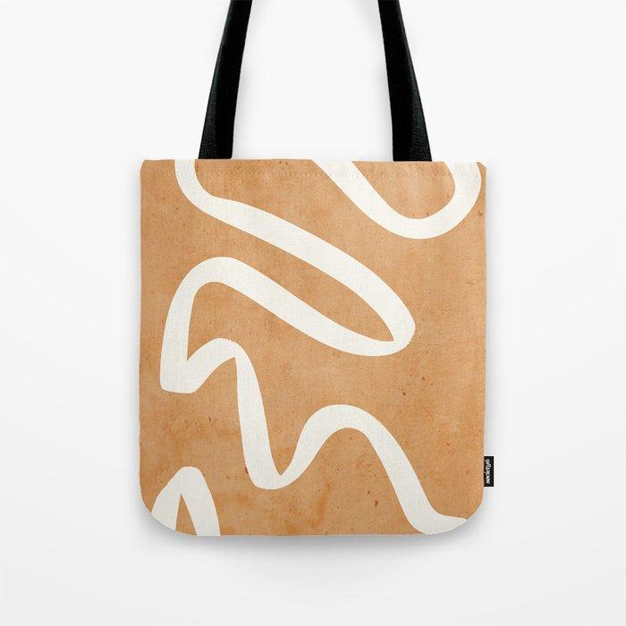 abstract minimal 31 Tote Bag