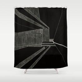 Zera Shower Curtain