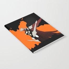 Gamera 3: Revenge of Iris Notebook