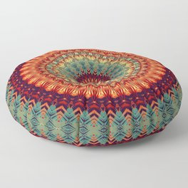 Mandala 404 Floor Pillow