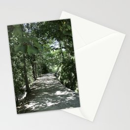 magical road Stationery Cards