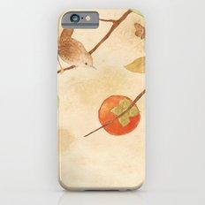 Winter Wren iPhone 6s Slim Case