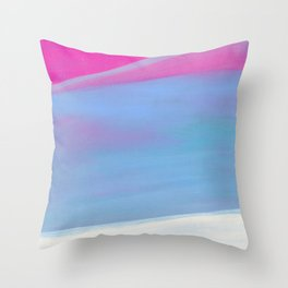 Perpetual Shift Throw Pillow
