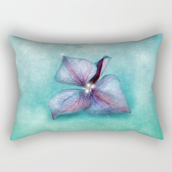 LONGING FOR SPRING Rectangular Pillow