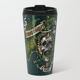 Dragon Slayer Elite Travel Mug