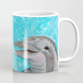 Dolphin Chatter Coffee Mug