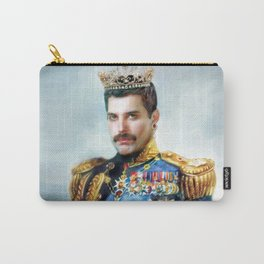 Portrait of the Queen Carry-All Pouch