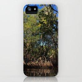 Rhizophora mangle iPhone Case