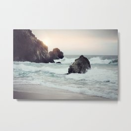 Ocean Shores Metal Print