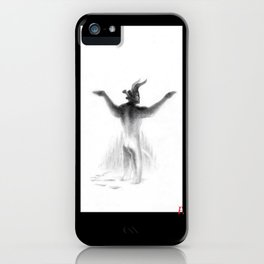 Krampus ~ sNOw f**ks given iPhone Case