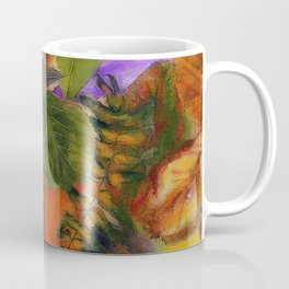 Autumn Leaf Fall 2 Coffee Mug