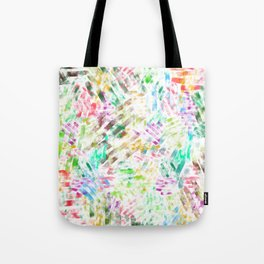 watercolour line Tote Bag