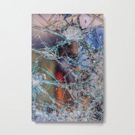 Dangerous kaleidoscope Metal Print