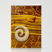 geology Stationery Cards featuring Geology 3 by Patricia Howitt